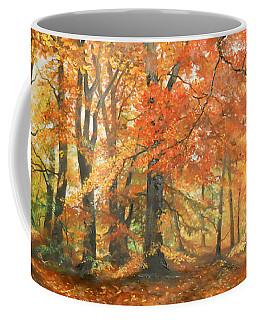 Autumn Mirage Coffee Mug