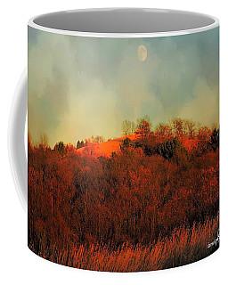 Autumn Moonrise Coffee Mug