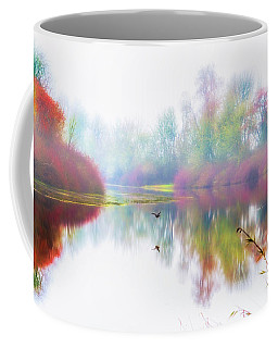 Autumn Morning Dream Coffee Mug