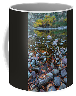 Autumn Morning Reflection Coffee Mug