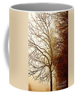 Autumn Morning Coffee Mug by Stephanie Frey