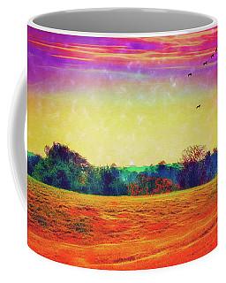 Autumn On Earth Two Coffee Mug