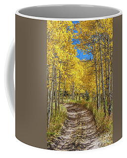 Autumn On Medano Pass Coffee Mug