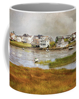 Autumn On The Basin Coffee Mug