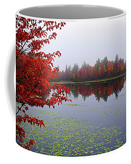 Autumn On The Bellamy Coffee Mug
