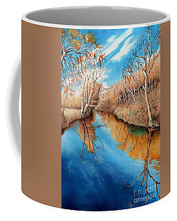 Autumn On The Elkhorn Coffee Mug