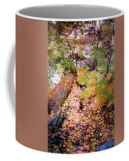 Autumn On The Mountain Coffee Mug