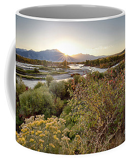Autumn On The South Fork Coffee Mug