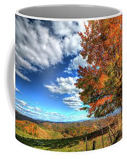 Autumn On The Windfall Coffee Mug