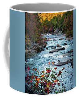 Autumn On Wilson Creek Coffee Mug