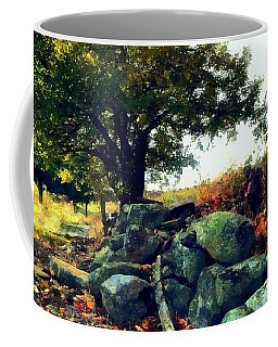 Autumn Orchard Coffee Mug by Janine Riley