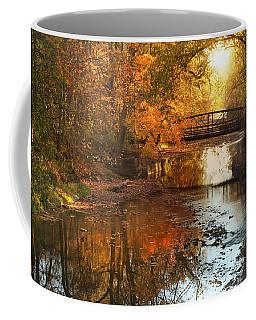 Autumn Over Furnace Run Coffee Mug