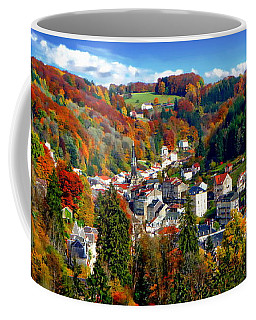 Autumn Panorama Coffee Mug
