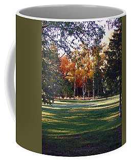 Autumn Park Coffee Mug
