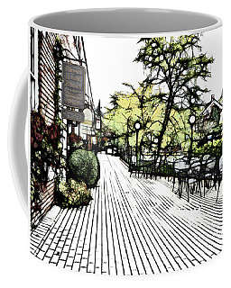 Autumn Patio Coffee Mug