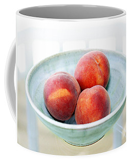 Autumn Peaches Coffee Mug