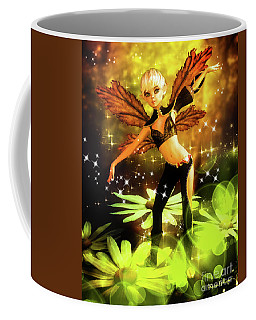 Autumn Pixie Coffee Mug