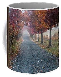 Autumn Portal Coffee Mug