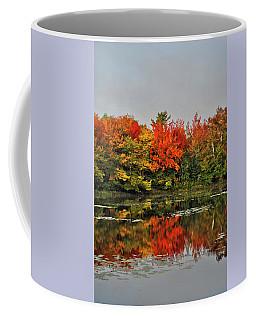 Coffee Mug featuring the photograph Autumn Portrait by Kathleen Sartoris