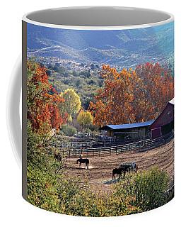 Autumn Ranch Coffee Mug