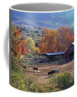 Autumn Ranch Coffee Mug
