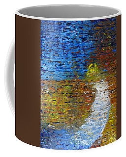 Autumn Reflection Coffee Mug by Jacqueline Athmann