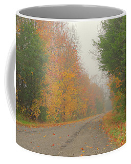 Autumn Roads Coffee Mug