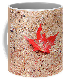 Autumn Sand Coffee Mug