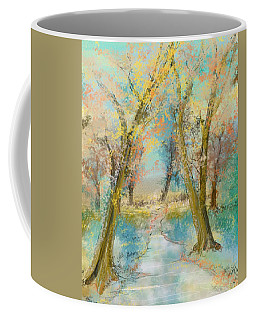 Autumn Sketch Coffee Mug