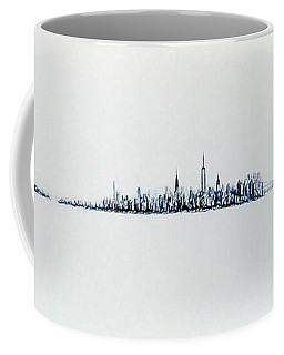 Autumn Skyline Coffee Mug