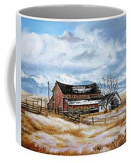 Autumn Slips Away Coffee Mug