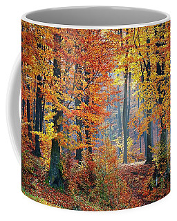 Autumn Splendour Coffee Mug