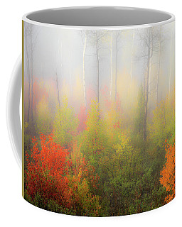 Autumn Stillness 2 Coffee Mug by Leland D Howard