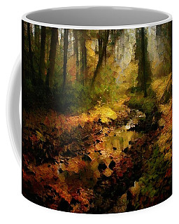 Autumn Sunrays Coffee Mug