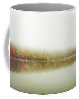 Autumn Symmetry Coffee Mug