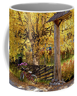 Rural Rustic Autumn Coffee Mug