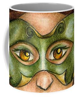 Autumn Tree Sprite Art Coffee Mug
