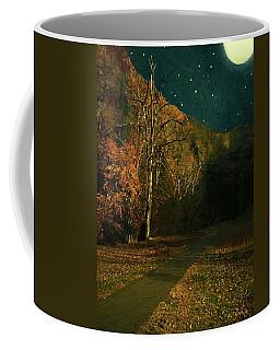 Autumn Tunnel Coffee Mug