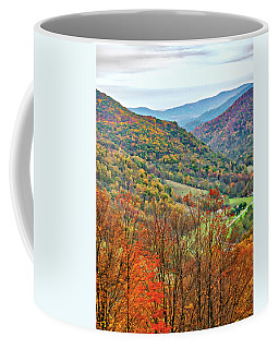 Autumn Valley Coffee Mug