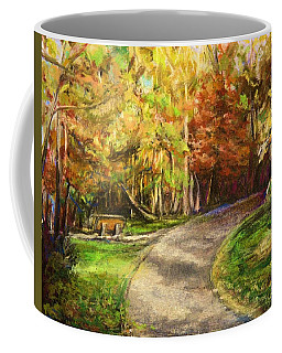 Autumn Walk Coffee Mug