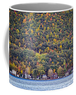 Autumn Waterside Coffee Mug