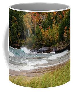 Autumn Winds And Color Coffee Mug