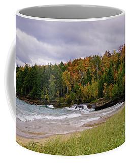 Autumn Winds Coffee Mug by Rachel Cohen