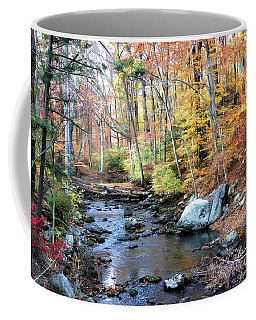 Autumn Woodlands Coffee Mug