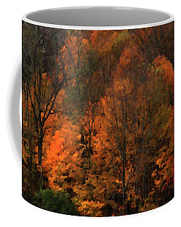Autumn Woods Coffee Mug