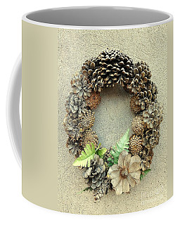 Autumn Wreath Coffee Mug