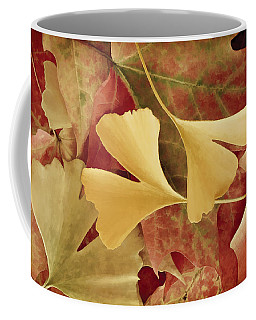 Autumn Yellow Coffee Mug