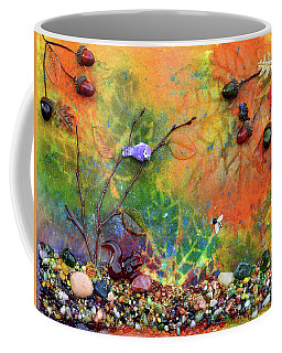 Autumnal Enchantment Coffee Mug by Donna Blackhall