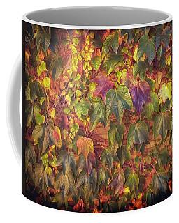 Autumnal Leaves Coffee Mug