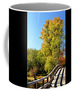 Autumnal North Bridge Coffee Mug